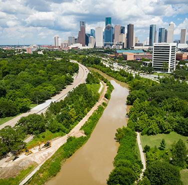Houston Buffalo Bayou Park